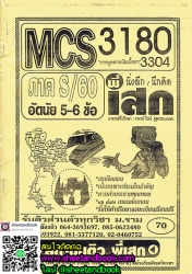 MCS3180(MCS3304) การพูดตามนัยเนื้อหา