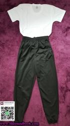 ชุดวอร์ม ใช้ใส่เข้าสอบ ราชการ เสื้อ+ กางเกง